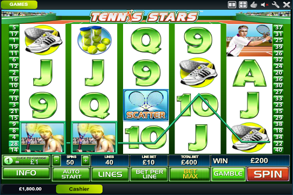 Sporty Slots